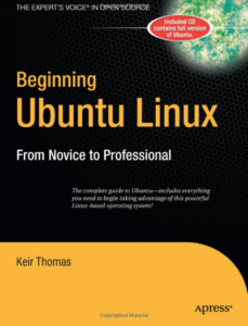 Beginning Ubuntu Linux, first edition